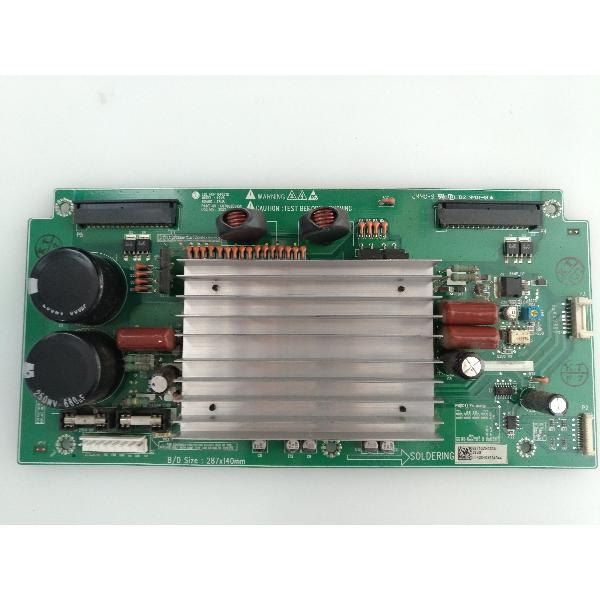 PLACCA ZSUS BOARD TV MEDION MD 35498 6870QZE013C - RECUPERADA