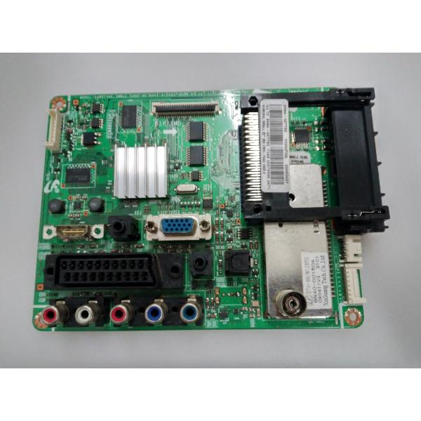 PLACA BASE MAIN MOTHERBOARD BN41-01228A PARA TV SAMSUNG LE22B350F2W - RECUPERADA