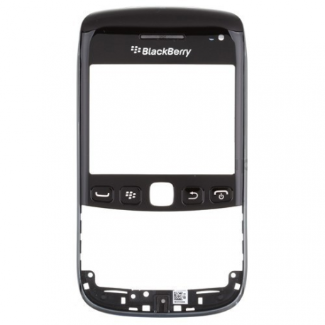 Carcasa Frontal con ventana Original Blackberry 9790 Negra