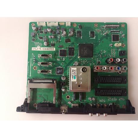 PLACA BASE MAIN BOARD TV PHILIPS 37PFL5603D/12 313912364461V1 W827.5 - RECUPERADA