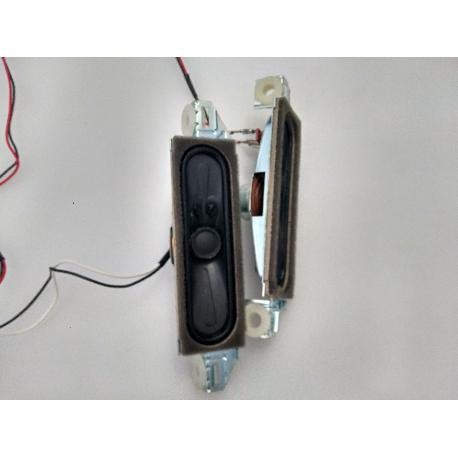 SET DE ALTAVOCES ORIGINAL 30078992 PARA TV TD SYSTEMS K40DLV2F - RECUPERADO