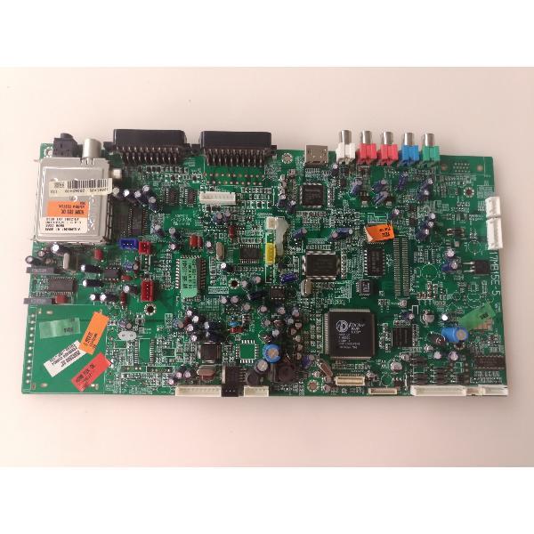 PLACA BASE MAIN BOARD TV SCHNEIDER STFT 3260 17MB15E-5 - RECUPERADA