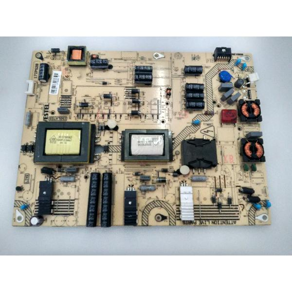 FUENTE DE ALIMENTACION POWER SUPPLY BOARD 17IPS20 BARCODE 23152101 PARA TV TD SYSTEMS K40DLV2F - RECUPERADA