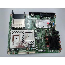 PLACA BASE MAIN MOTHERBOARD BN41-00813E PARA TV SAMSUNG LE32R86BD - RECUPERADA