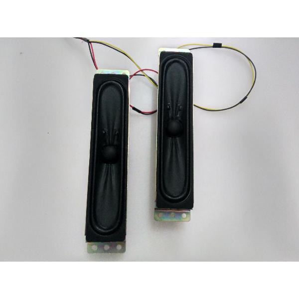 SET ALTAVOCES ORIGINAL SPK-1511AO V30A00005500 PARA TV TOSHIBA 32AV635D - RECUPERADO