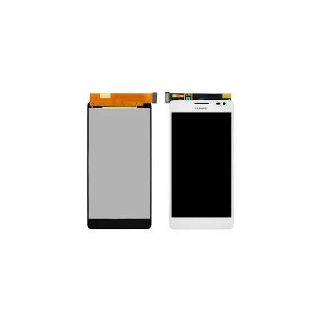 Pantalla lcd + tactil Original Huawei Ascend D2 blanca