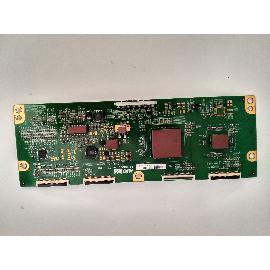 PLACA T-CON BOARD T460HW02 V0 06A83-1A PARA TV SAMSUNG LE46N87BD - RECUPERADA