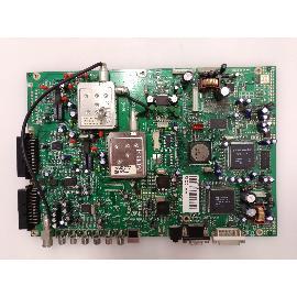 PLACA BASE MAIN BOARD TV BEKO NR42P6B43 R79 3ZZ 50503065 - RECUPERADA