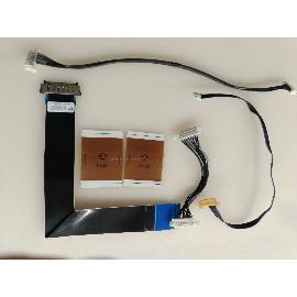 SET DE CABLES TV SAMSUNG UE40F5300AW - RECUPERADOS