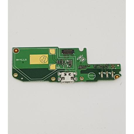 Modulo Conector de Carga y Microfono para Asus Zenfone Go ZB500KL