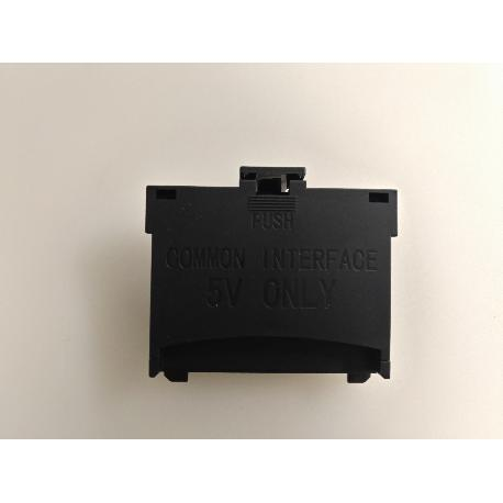 MODULO DE TARJETA COMMON INTERFACE 5V ONLY TV SAMSUNG UE40F5300AW 3709-001791 - RECUPERADO