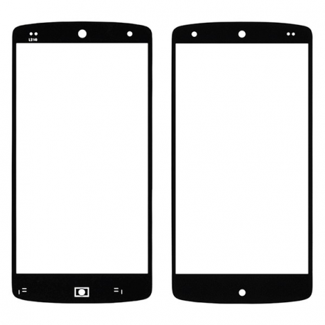 Repuesto Cristal Gorila Glass Lg Nexus 5 D820 Negro