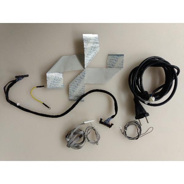 SET DE CABLES TV NEVIR NVR-7506-40HD - RECUPERADOS