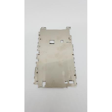 CHAPA METALICA DE LA PANTALLA LCD PARA LAZER MW 6617 - RECUPERADA