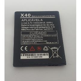 BATERIA ORIGINAL PARA LAZER X40 - RECUPERADA