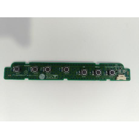 BOTONERA EAX52836502 (0) TV LG 32LG2000 - RECUPERADA