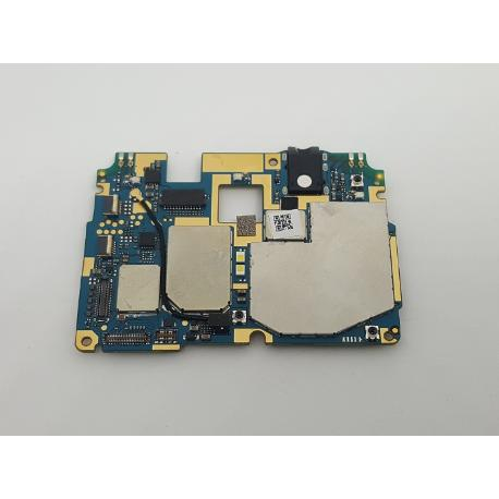 PLACA BASE ORIGINAL PARA WIKO U FEEL PRIME - RECUPERADA