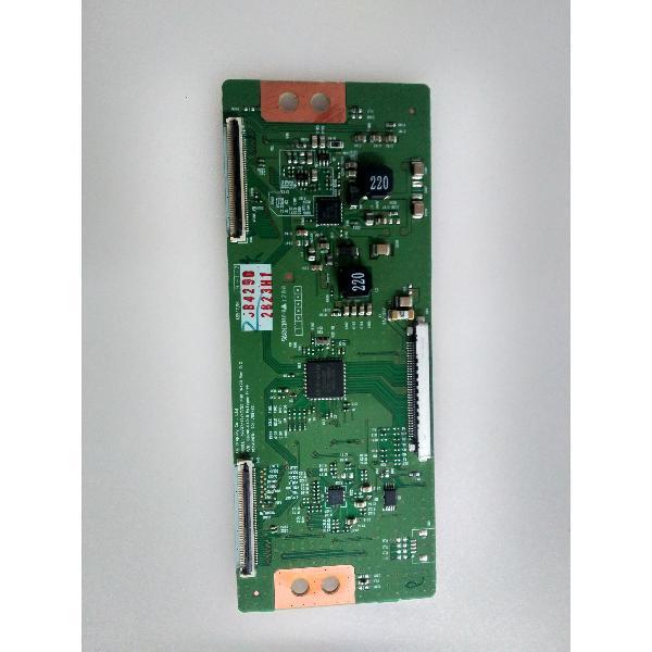 PLACA T-CON BOARD 6870C-0401B PARA TV PHILIPS 42PFL3527H/12 - RECUPERADA