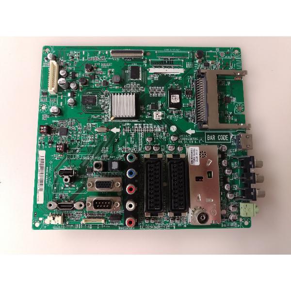 PLACA BASE MAIN BOARD EBU60710613KR TV LG 32LH2000 - RECUPERADA
