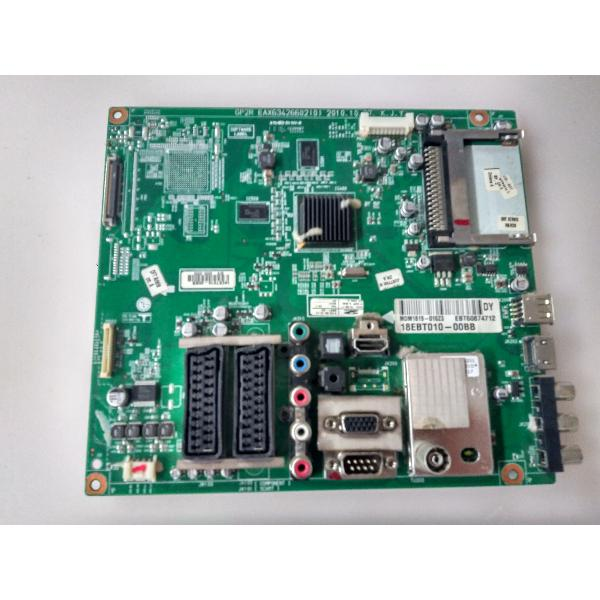 PLACA BASE MAIN MOTHERBOARD EBT60874712 PARA TV LG 42PT353 - RECUPERADA