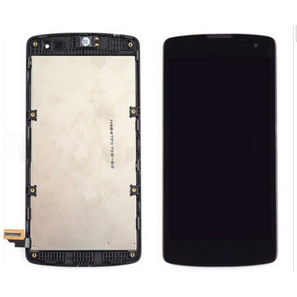PANTALLA LCD DISPLAY + TACTIL + MARCO LG F60 D392 D390 - NEGRA