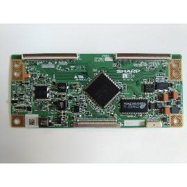 PLACA T-CON BOARD RUNTK3968TPZA TV PHILIPS 32PFL5522D/12 - RECUPERADA