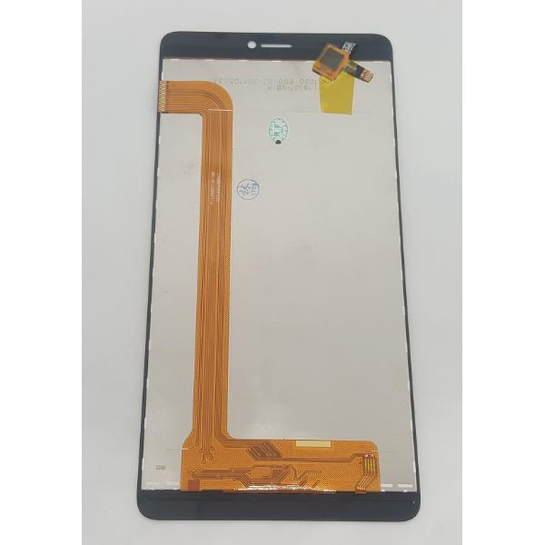 PANTALLA LCD DISPLAY + TACTIL CON MARCO ORIGINAL PARA ELEPHONE C1 MAX