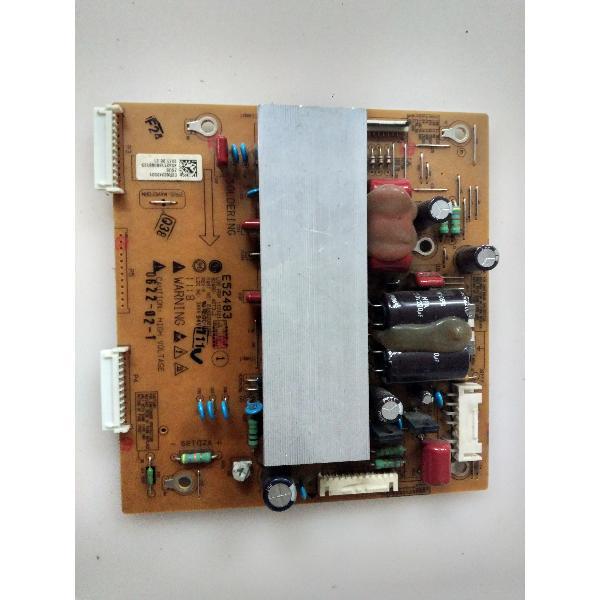 PLACA ZSUS BOARD EBR68342001 PARA TV LG 42PT353 - RECUPERADA