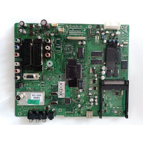 PLACA BASE MAIN BOARD 496631 80381 TV OKI V32B-H - RECUPERADA