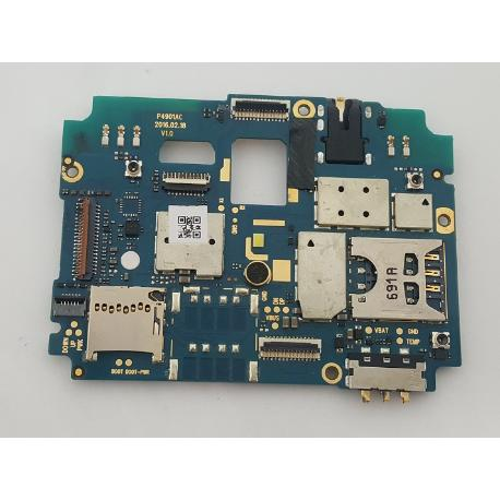 PLACA BASE ORIGINAL PARA WIKO TOMMY - RECUPERADA