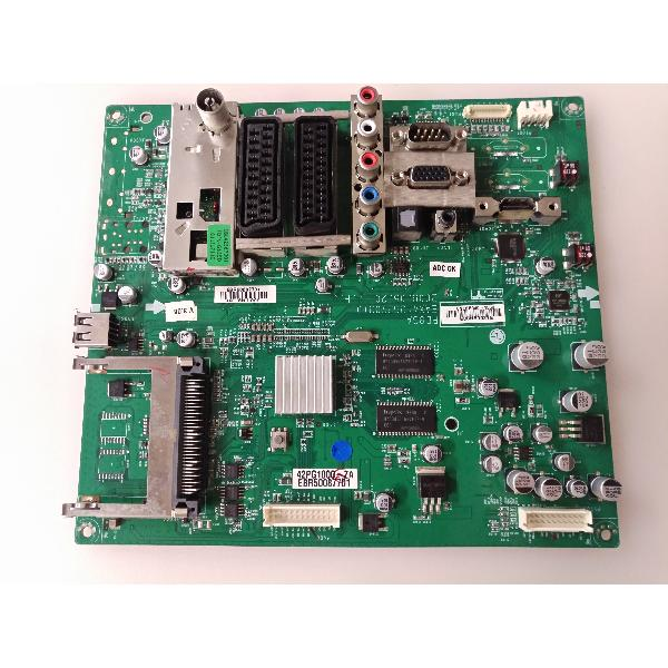 PLACA BASE MAIN BOARD EBR50087701 TV LG 42PG1000-ZA - RECUPERADA