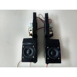 SET DE ALTAVOCES ORIGINAL BN96-02453A PARA TV SAMSUNG LE32R32B - RECUPERADO