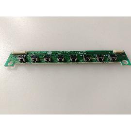 BOTONERA BUTTON BOARD EBR43066811 TV LG 42PG1000-ZA - RECUPERADA