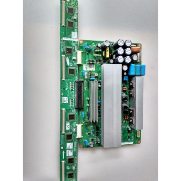 PLACA YSUS BOARD LJ41-03431A PARA TV SAMSUNG PS-42E7S - RECUPERADA