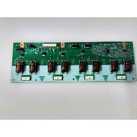 PLACA INVERTER BOARD T871027.14 PARA TV OKI V26C-PHTUVI - RECUPERADA