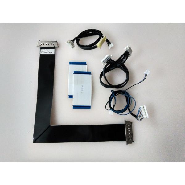 SET DE CABLES ORIGINAL PARA TV SAMSUNG UE37D5500 - RECUPERADO