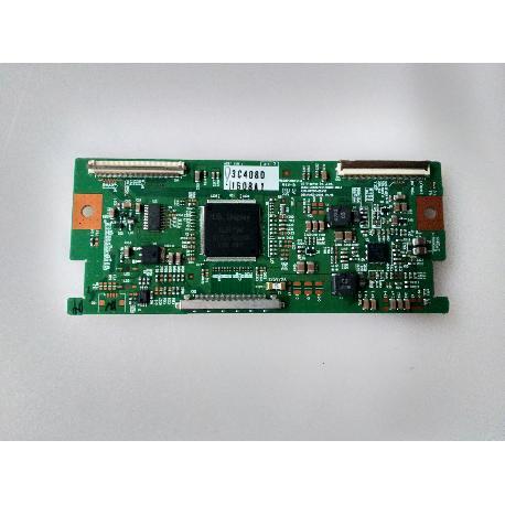 PLACA T-CON BOARD 6870C-0243C PARA TV LG 42LF2510 - RECUPERADA