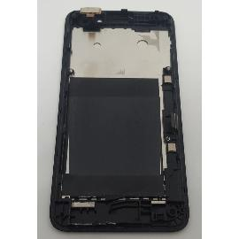 PANTALLA LCD + TACTIL CON MARCO ORIGINAL PARA MEO SMART A30 - RECUPERADA