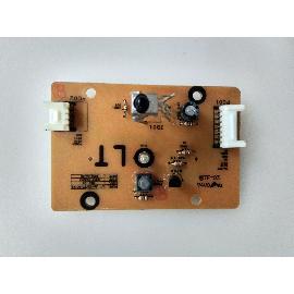 MODULO SENSOR INFRARROJOS IR RECEIVER RHPB-10304A PARA TV DMTECH LT42RTY - RECUPERADO