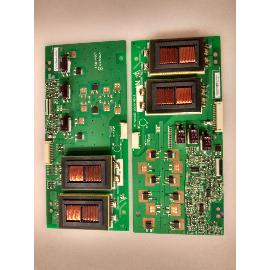 SET DE PLACAS INVERTER BOARD VIT71043.50 VIT71043.51 REV:2 PARA TV PHILIPS 42PFL7762D/12 - RECUPERADO