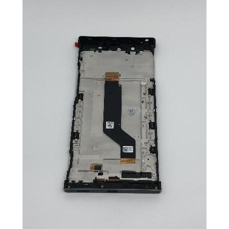Pantalla Completa con Marco para Sony Xperia XA1 Ultra - Negra