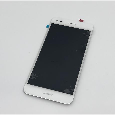 PANTALLA LCD DISPLAY + TACTIL PARA HUAWEI Y7 2017 - BLANCA