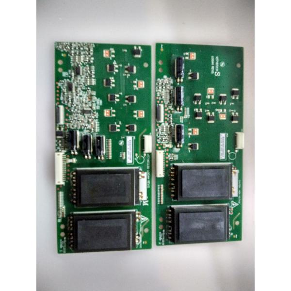 SET PLACAS INVERTER BOARD VIT71872.50 VIT71872.51 REV:0 PARA TV LG 42LG5000 - RECUPERADO