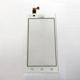 Repuesto Pantalla Táctil Original Huawei Ascend G6 Orange Gova Blanca
