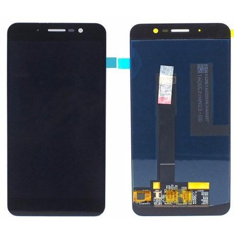 PANTALLA LCD DISPLAY + TACTIL PARA ZTE BLADE A910 - NEGRA