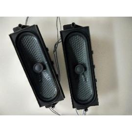 SET DE ALTAVOCES ORIGINAL 58534502 PARA TV LG 42LD420 - RECUPERADO