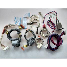 SET DE CABLES ORIGINAL PARA TV LG RZ-42PX11 - RECUPERADO