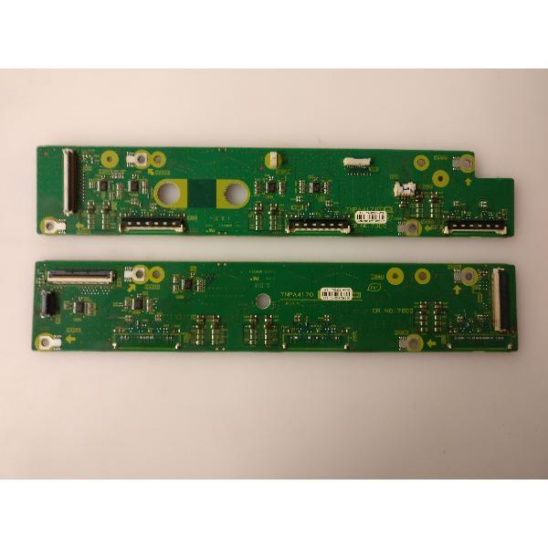 SET PLACAS BUFFER TNPA4170 TNPA4171 PARA TV PANASONIC TH-50PX70EA - RECUPERADO