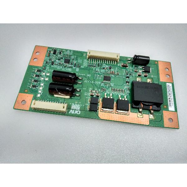 PLACA T-CON BOARD T315HW07 V8 31T14-D06 PARA TV LG 37LV3550 - RECUPERADA