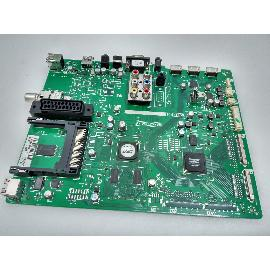 PLACA BASE MAIN MOTHERBOARD QPWBXF915WJN2 PARA TV SHARP LC-40LE730E - RECUPERADA